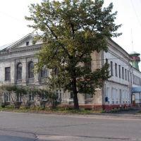 Галич Костромской, в центре, гостиница, Галич