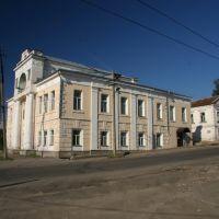 Дом в верхней части рядов, Галич