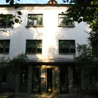 Горчухинская районная больница, Горчуха