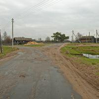 поселок Горчуха, Горчуха