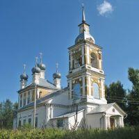 Николаевская церковь бывшего города Кадыя., Кадый