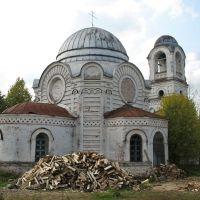 Церковь Спаса Нерукотворного Образа, города Кологрива., Кологрив