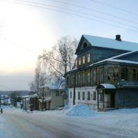 La domo de Abaturov, Кологрив