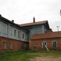Покровская домовая церковь при Кологривской женской гимназии., Кологрив