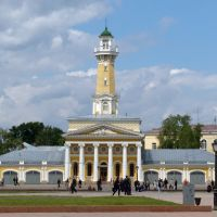 Пожарная часть, Кострома