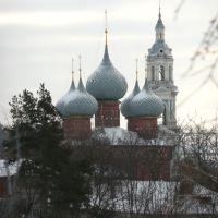 Кострома. Церковь Воскресения на Дебре, Кострома