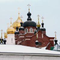 Кострома. Богоявленский монастырь, Кострома