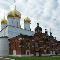 Богоявленский монастырь, Кострома