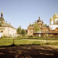 Кострома. Богоявленско-Анастасьинский монастырь. (фото 1991г.), Кострома