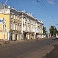 Советская улица / Sovetskaya street (23/06/2007), Кострома
