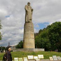 Памятник Ивану Сусанину / Monument to the national hero Ivan Susanin (23/06/2007), Кострома
