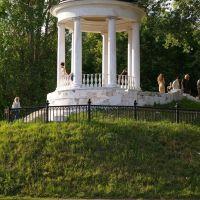 Беседка Островского / Ostrovskiys summerhouse (23/06/2007), Кострома