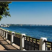 Volga riverside, Кострома