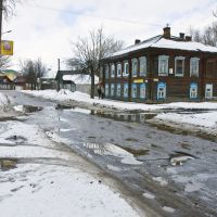 Wooden Kostroma, Кострома