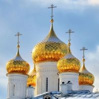 Bogoyavlensko-Anastasynskiy Monastery / Богоявленско-Анастасьинский монастырь, Кострома