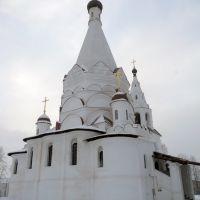 Красное на Волге. Церковь Богоявления, Красное-на-Волге