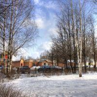Winter, Красное-на-Волге