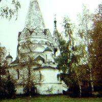 Церковь Богоявления (Красное-на-Волге) 1980 год., Красное-на-Волге