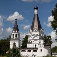 Богоявленская церковь. Село Красное на Волге., Красное-на-Волге