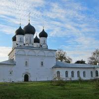 Макарьевская церковь в Макарьево-Унженском монастыре., Макарьев