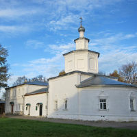 Успенская церковь Макарьевского на Унже монастыря., Макарьев