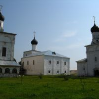 Свято-Троицкий Макариево-Унженский женский монастырь, Макарьев