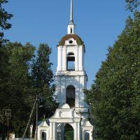 Церковь Рождества Христова, города Макарьева., Макарьев