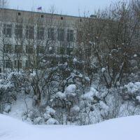 Макарьев. Здание районной администрации., Макарьев