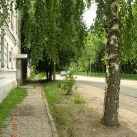 Макарьев. Улица, Макарьев