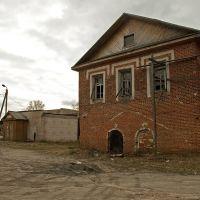 за Костромой, Макарьев, Макарьев
