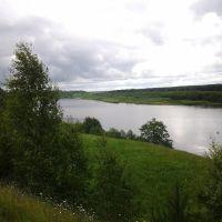Костромская обл., Макарьев, р. Унжа. Makariev. Unzha river. 9/06/2012, Макарьев