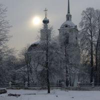 Церковь у Старого сада, Макарьев