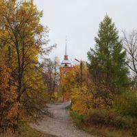 Церковь., Мантурово