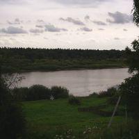 р.Унжа у г.Мантурово, Мантурово