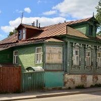 Нерехта. Ул.Володарского,25.  Дом жилой (нач.20 в.)., Нерехта