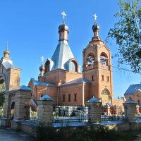 Храм Спиридона Тримифунтского в Нее., Нея