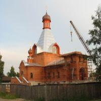 Церковь святителя Спиридона Тримифунтского, города Неи., Нея