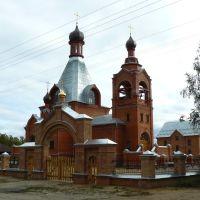 Нея. Новый Храм. Август 2010., Нея