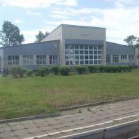 Вокзал Поназырово, Поназырево