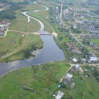 Солигалич, вид с птичьего полета. Soligalich view from the sky., Солигалич
