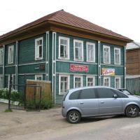 Гостиница Солигалича, Солигалич