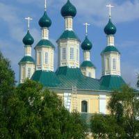 Воскресение Рождественского собора. Resurrection of the Nativity of Christ cathedral, Солигалич