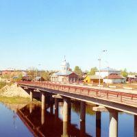 городской мост, Солигалич