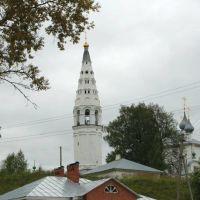 Преображенский собор, Судиславль, Судиславль