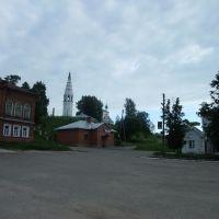 Центральная площадь, Судиславль