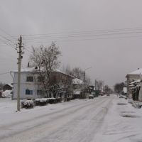 Улица в Судиславле, Судиславль