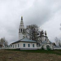 Преображенский собор города Судиславля., Судиславль