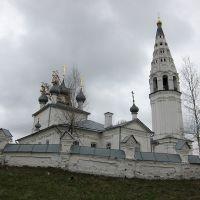Преображенский собор города Судиславля. Вид с северо-запада., Судиславль