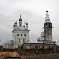 Богословская церковь села Баран., Судиславль