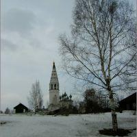 апрель, Судиславль